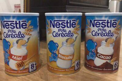 Hướng dẫn cách pha bột ăn dặm Nestle Nga đúng bé ăn không bị hóc