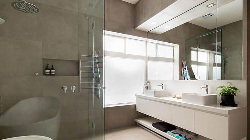 Cách sắp xếp bố trí nội thất nhà tắm, phòng vệ sinh đúng tiêu chuẩn, đảm bảo an toàn và hợp phong thủy