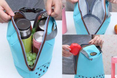 Túi giữ nhiệt bình sữa nào tốt Comotomo Avent Pigeon Unimom Medela