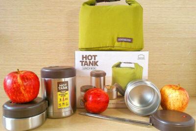 19 hộp cơm giữ nhiệt tốt nhất nhỏ gọn chất liệu inox, nhựa giá từ 500k