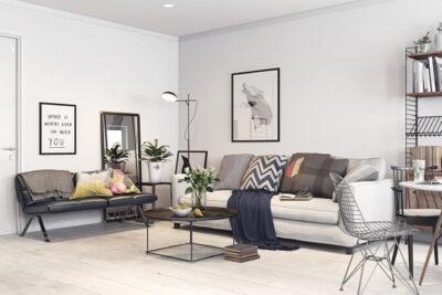 25 ý tưởng trang trí phòng khách ngày Tết đẹp rộn ràng đón xuân 2021