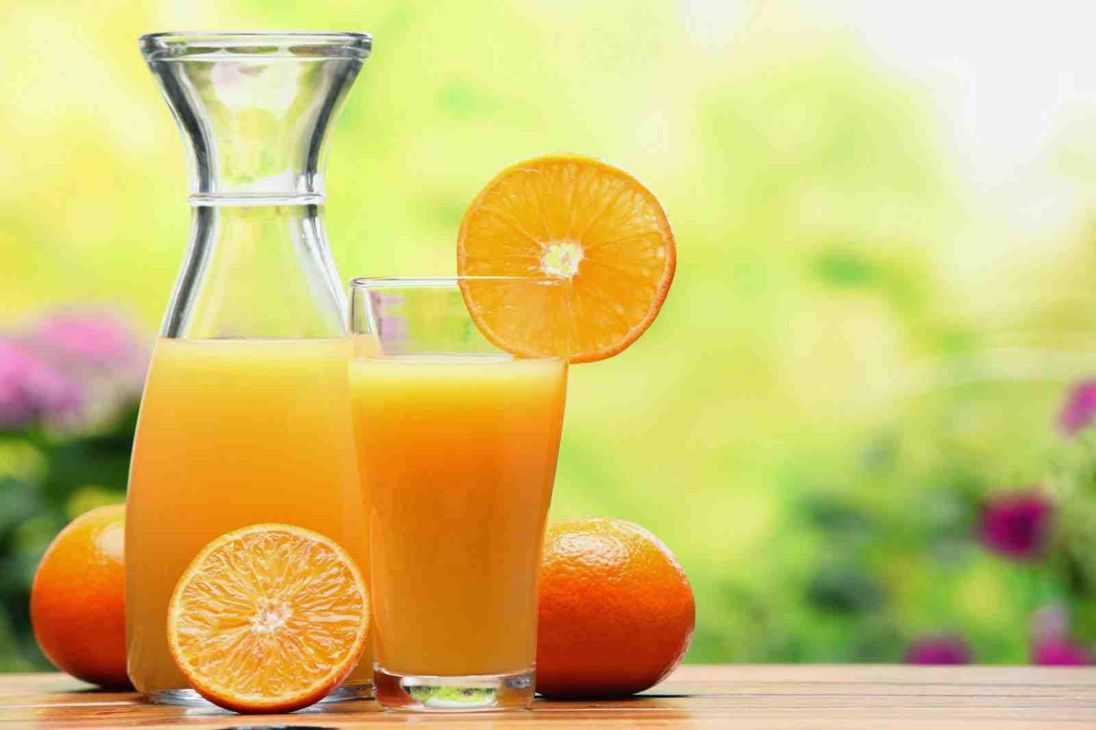 Uống nước cam mang ý nghĩa nhiều tài lộc