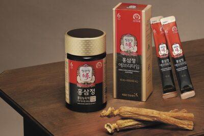 Cách sử dụng nước hồng sâm Hàn Quốc vào lúc nào để phát huy tác dụng