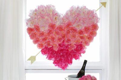 10 ý tưởng trang trí bàn tiệc Valentine ngọt ngào độc lạ lãng mạn nhất