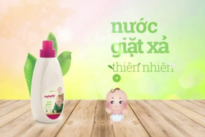 Nên mua nước giặt nào cho bé sơ sinh Kuku Arau Daddy Wesser Pigeon