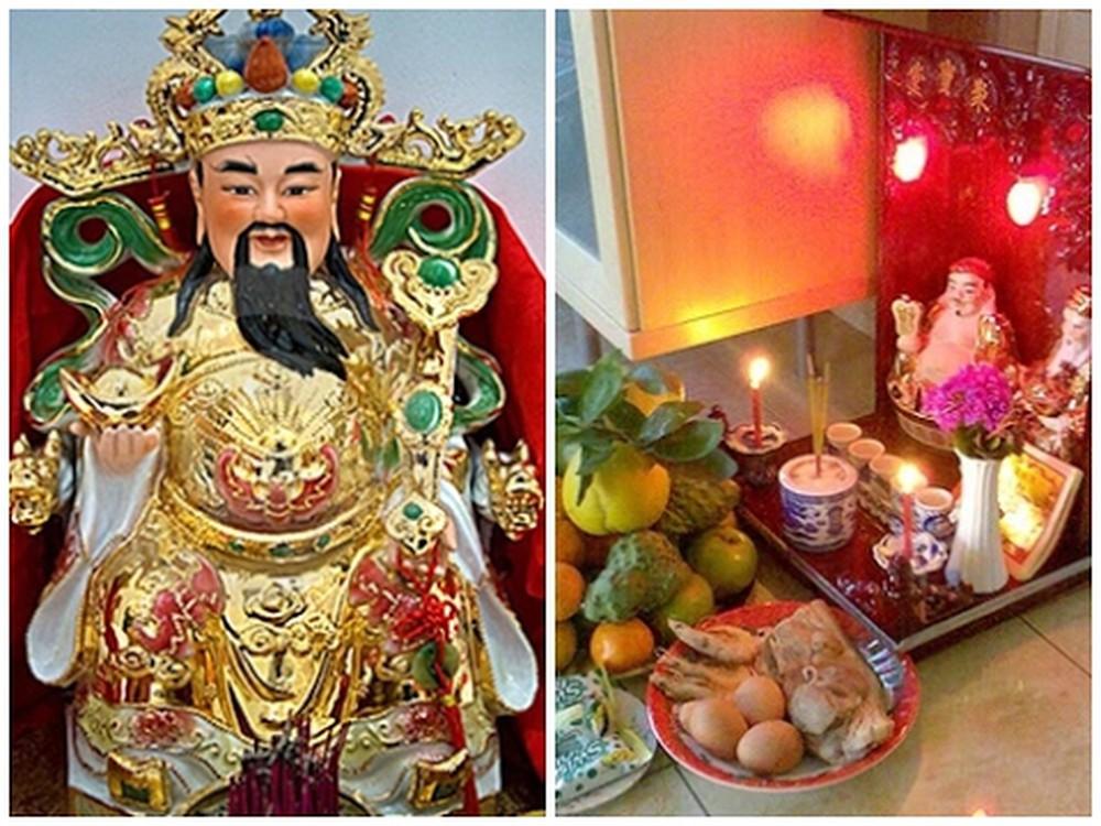 Ngày mùng 10 âm lịch hàng năm được xem là ngày vía Thần Tài