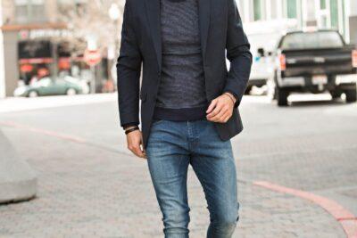 5 cách phối áo vest nam mặc với áo thun cuốn hút trẻ trung tôn dáng