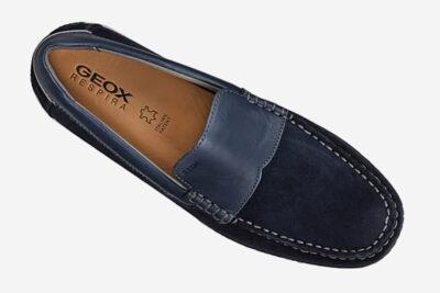 Đánh giá giày mọi nam Geox U Delrick A tốt không, giá bao nhiêu?