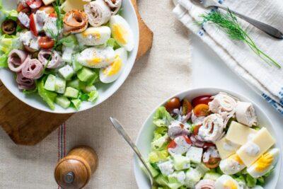 19 cách làm salad rau trộn giảm cân đẹp da tốt cho sức khỏe ngon bổ