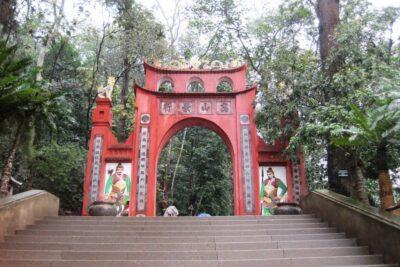 13 địa điểm du lịch đền Hùng Phú Thọ dịp giỗ Tổ linh thiêng cổ kính