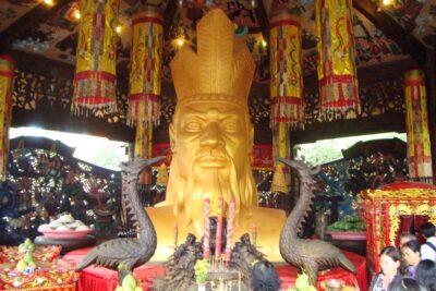 Lễ giỗ Tổ Hùng Vương ở đâu, tổ chức những hoạt động văn hóa gì