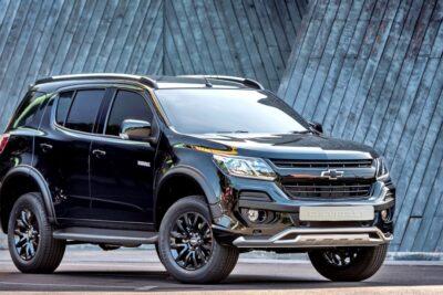 Thông số xe Chevrolet Trailblazer 2019: Kích thước, Giá bán, Nội thất