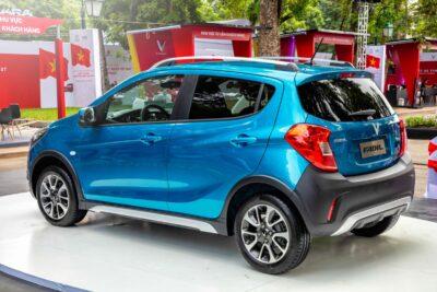 Mẫu xe VinFast Fadil 2020: Hình ảnh, Thông số, Giá bán từ 300tr