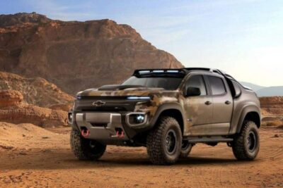 Bảng giá xe Chevrolet Colorado 2019 cập nhật mới nhất ngày hôm nay