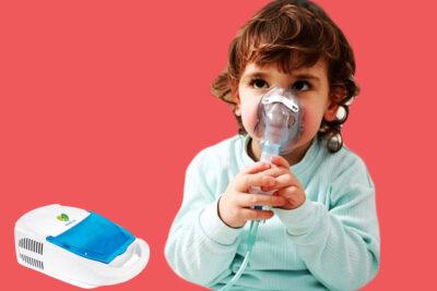 14 máy xông mũi cho bé tốt nhất 2020 phòng bệnh hô hấp giá từ 500k
