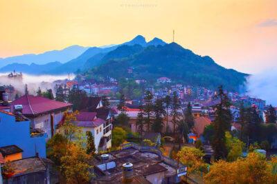 Kinh nghiệm đi núi Hàm Rồng Sapa 2020: Giá vé, Đường đi, Chuẩn bị gì