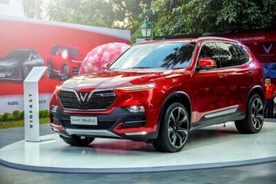 17 xe SUV 7 chỗ tốt nhất 2020 gầm cao thiết kế đẹp tiết kiệm xăng