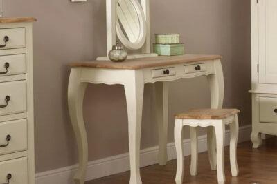 19 mẫu bàn trang điểm đẹp đơn giản bằng gỗ tự nhiên giá từ 5tr