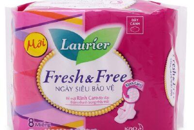 Đánh giá băng vệ sinh Fresh Free có tốt không? 7 lý do nên mua dùng