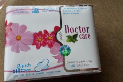 Băng vệ sinh Doctor Care có tốt không, giá bao nhiêu, bán ở đâu