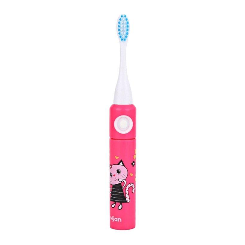 Bàn chải đánh răng điện không thấm nước Yijan T3 là sản phẩm là sạch răng miệng nhờ vào tác động rung 8000 nhịp chải/phút