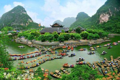 30 địa điểm du lịch Ninh Bình nổi tiếng đẹp nhất đi trong dịp Tết