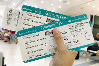 10 kinh nghiệm săn vé máy bay giá rẻ trực tuyến siêu nhanh
