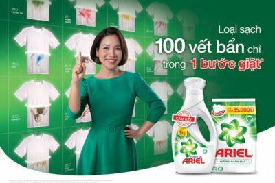 Review viên giặt Ariel của Nhật có tốt không, giá bao nhiêu, cách dùng