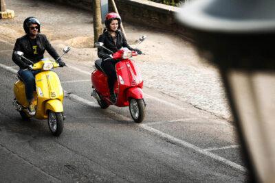 8 cách chọn màu xe Vespa Sprint 2019 hợp mệnh kéo may mắn tới