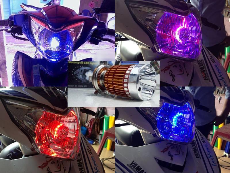 Đèn LED xe siêu sáng mang trên mình rất nhiều ưu điểm vượt trội được yêu thích hiện nay