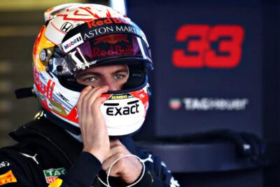 Tiểu sử tay đua Max Verstappen của đội Red Bull giải thi đấu F1