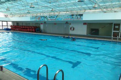 Voucher bể bơi bốn mùa Olympia 144.000đ sử dụng tại địa điểm nào