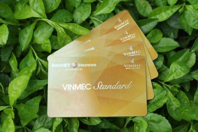 Review thẻ bảo hiểm Vinmec Standard có những quyền lợi gì hữu dụng