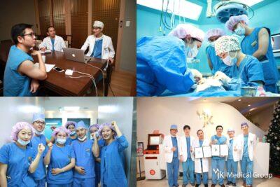 Danh sách đội bác sĩ bệnh viện JK kèm thành tích nổi bật nhất