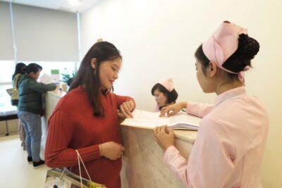 Hướng dẫn quy trình sinh ở Hồng Ngọc, thủ tục đăng ký và bảo hiểm
