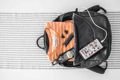 So sánh balo High Sierra Curve Daypack và Xiaomi Business Classic