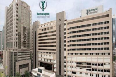 Review dịch vụ cấp cứu bằng chuyên cơ bệnh viện Bumrungrad ở Việt Nam