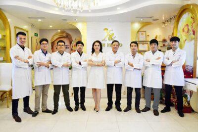 Danh sách bác sĩ thẩm mỹ viện Xuân Hương có nhiều kinh nghiệm nhất