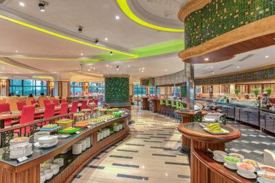 Review menu buffet Windsor có gì ngon, giá bao nhiêu, có voucher không
