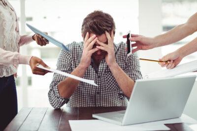 25 biểu hiện của stress trong công việc khiến bạn nhanh kiệt sức