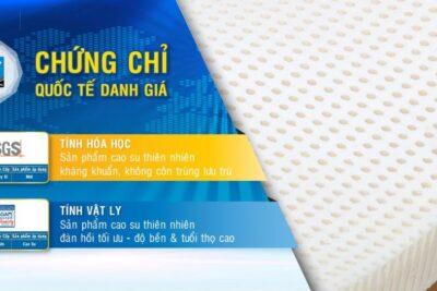 Đánh giá nệm cao su Kim Cương có tốt không, ưu nhược điểm là gì