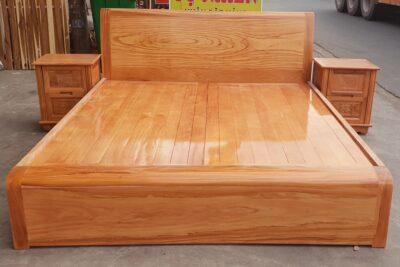 Đánh giá giường gỗ sồi có tốt không, giá bao nhiêu, mua loại nào