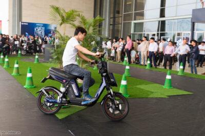 5 mẫu xe đạp điện Pega nam động cơ mạnh leo dốc tốt giá từ 10tr