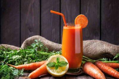 6 cách làm nước ép cà rốt đơn giản giúp đẹp da, bổ mắt