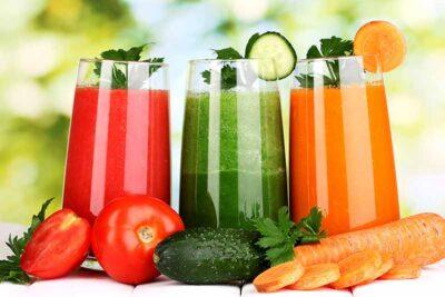13 tác dụng của nước ép cà rốt cà chua đẹp da, săn dáng, giảm huyết áp