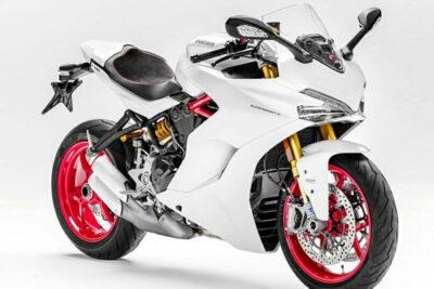 Review Ducati Supersport Base version giá bao nhiêu, thông số chi tiết