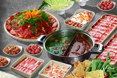 Review buffet Hồng Kông: Menu món, Bảng giá, Địa chỉ, Không gian