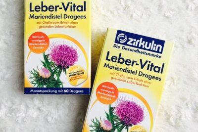 6 thuốc bổ gan của Đức chiết xuất từ dược liệu tốt nhất giá từ 200k