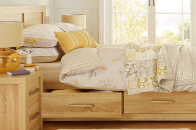 20 mẫu giường đôi gỗ đẹp cao cấp thiết kế hiện đại, cổ điển giá từ 7tr