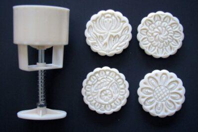 5 mẫu khuôn làm bánh trung thu hiện đại dễ dùng chất liệu an toàn